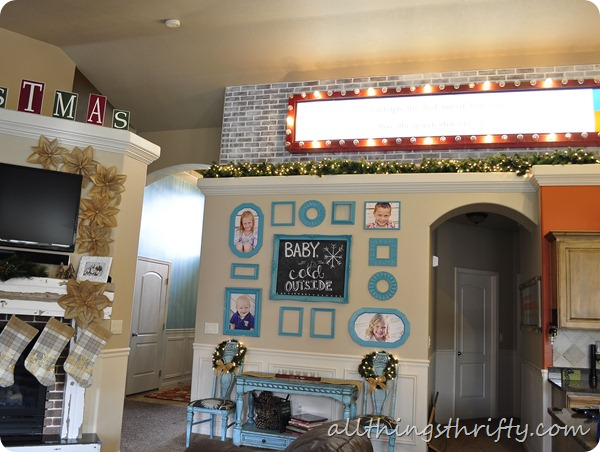 holiday decorating ideas - Christmas Story Decorations