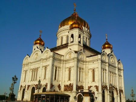 Circuit Rusia: Catedrala lui Hristos Mantuitorul - Moscova