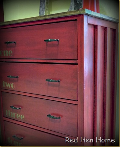 Red Hen Home Handbuilt Bedroom Dresser 9