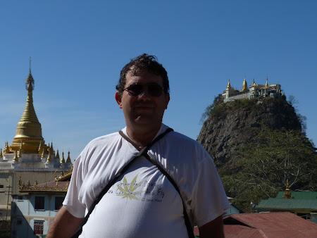 Obiective turistice Myanmar: Mt. Popa