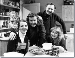 Penelope Keith, Richard Briers, Paul Eddington, Felicity Kendall