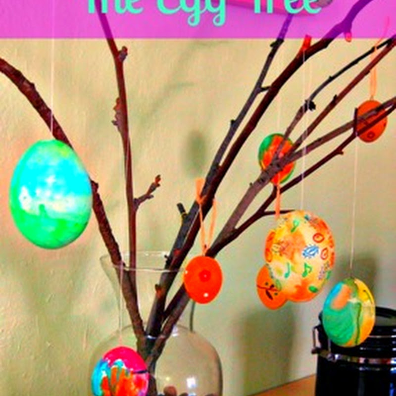 An Easter Tree