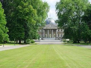 Château royal à Laeken