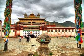 Monastero Himalaya