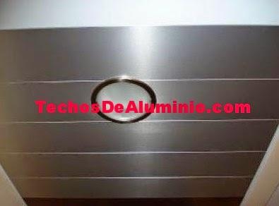 Techos aluminio Manresa