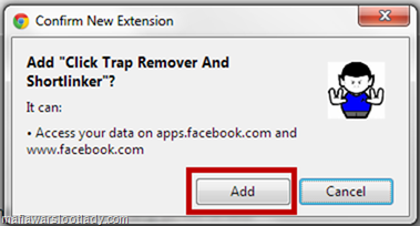 Click Trap Remover: Update & Now in the Chrome Webstore