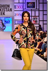 Pakistan's third fashion week FPW 3 20124