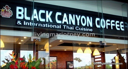 Black Canyon Coffee & International Thai Cuisine Grand Launch