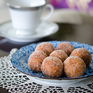 Sweet Potato Rice Donuts