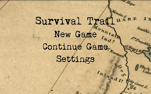 Survival Trail Demo- screenshot thumbnail