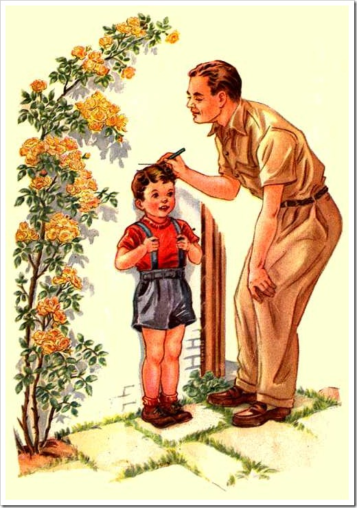 postales antiguas dia del padre (1)