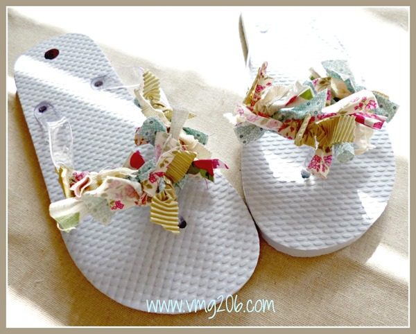Decorative Flip Flops www.vmg206.com