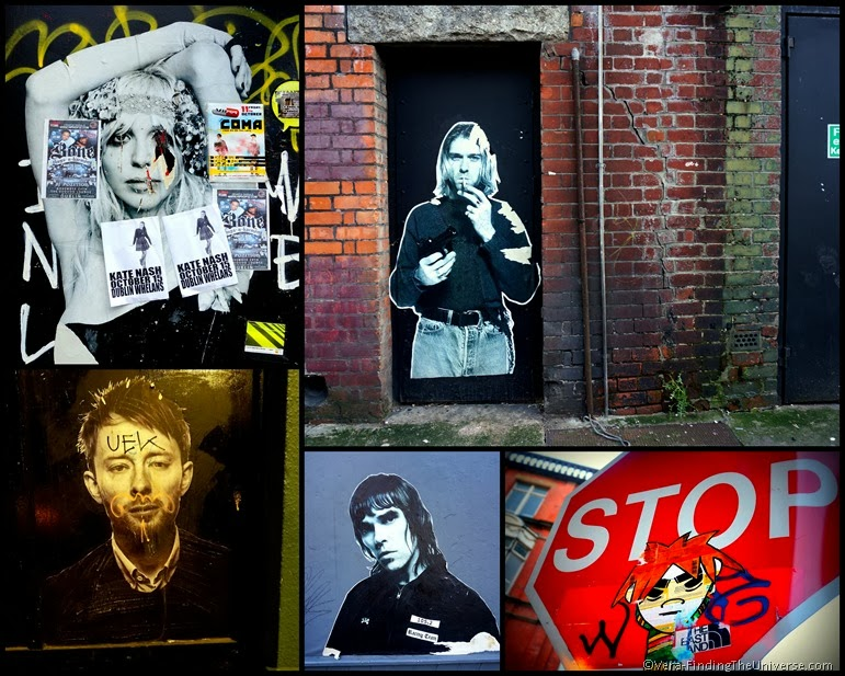 Rocking Street Art Dublin