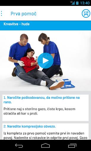 免費下載醫療APP|Prva pomoč app開箱文|APP開箱王
