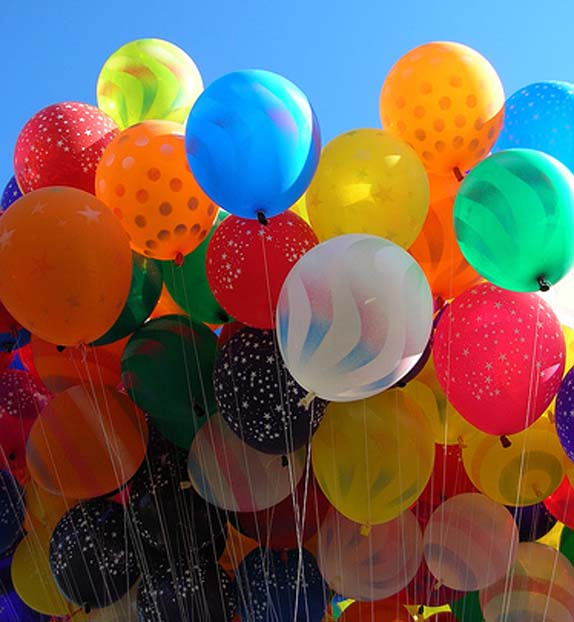 For Birthday Gifts Balloons