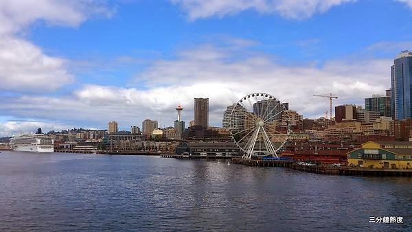 西雅圖漁人碼頭