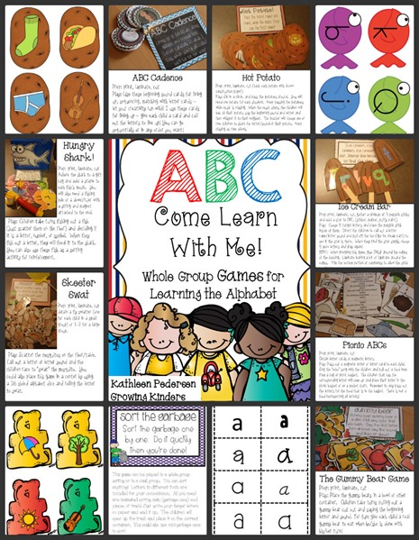 abc come learn with me games