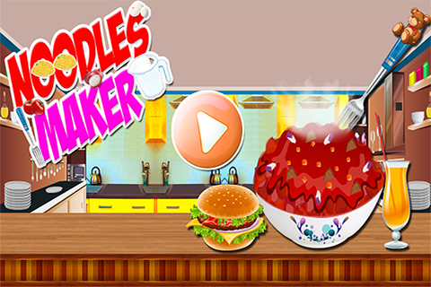 Noodles Cooking Game