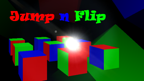 Jump N Flip- screenshot