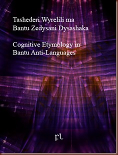 Cognitive Etymology in Bantu Anti-Languages Cover