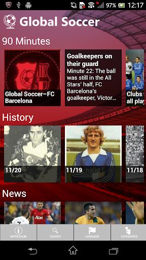 Global Soccer Free
