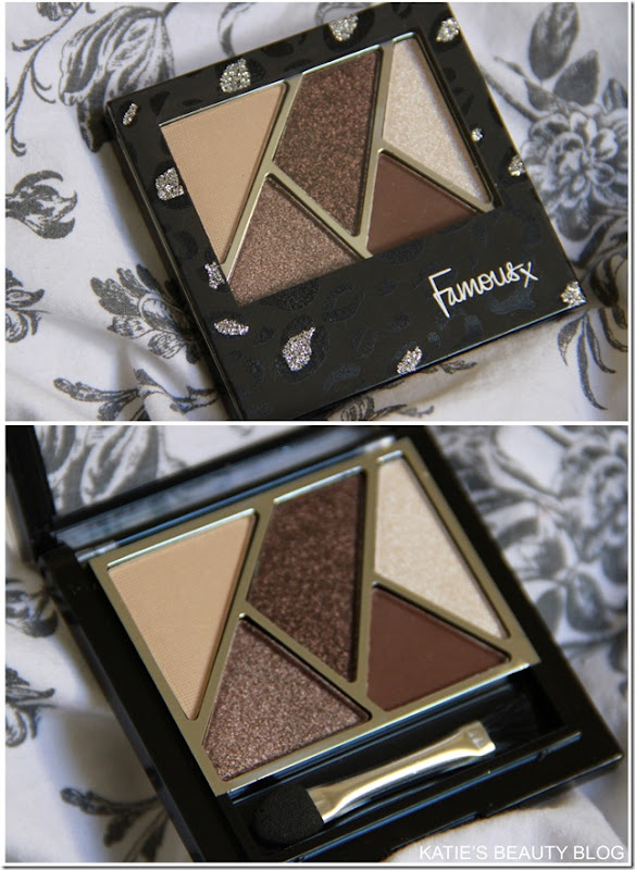FAMOUS EYESHADOW PALETTE