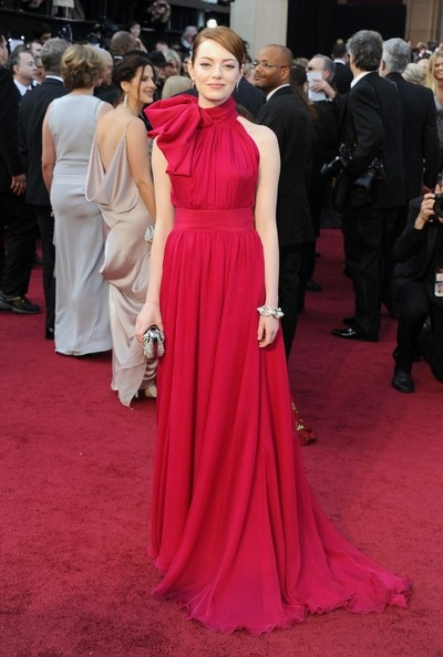 Emma Stone 84th Annual Academy Awards Arrivals