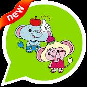 El Sibling Emoticons -Thailand
