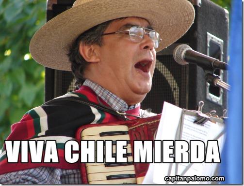 VIVA CHIE MIERDA