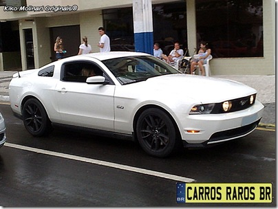 Ford Mustang GT 5.0 Branco (1)