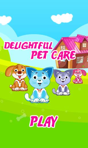 Caring DelightFul Pet