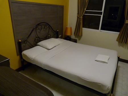 Cazare Bangkok: camera hotel Rambuttri Village Inn