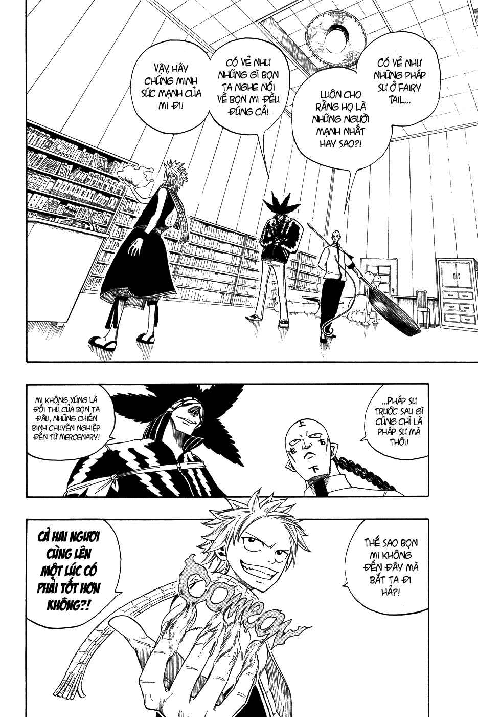 Fairy Tail Chap 7