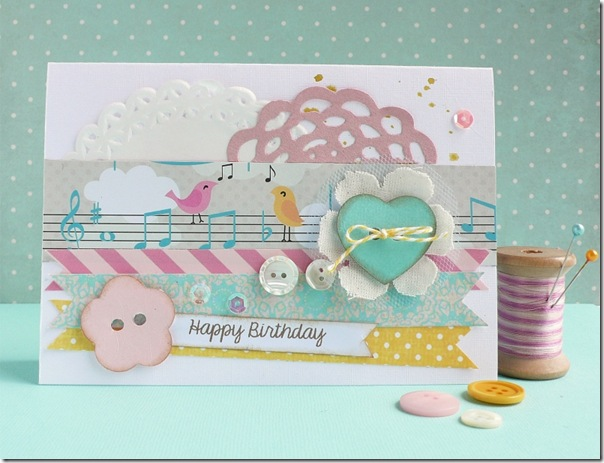 cafe creativo - sizzix big shot - card - wrapping buttons (1)