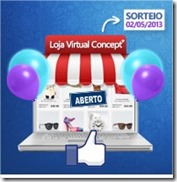 EZ Commerce -Loja Virtual Concept