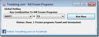 Kill Frozen