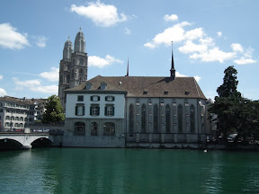 Qué ver en Zurich