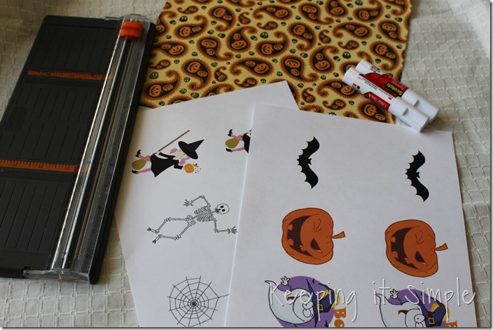 Halloween Memory Card Game (1)
