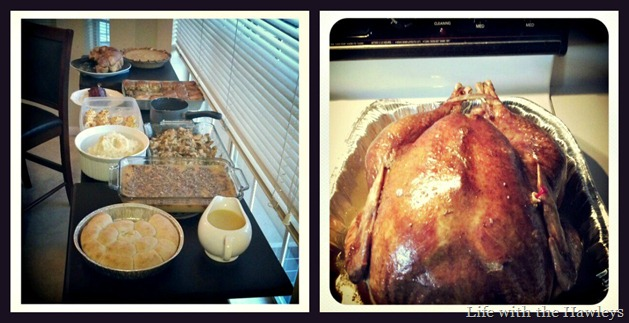 Thanksgiving Collage 2
