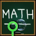 Bubble Pop Math Kids Game Free icon