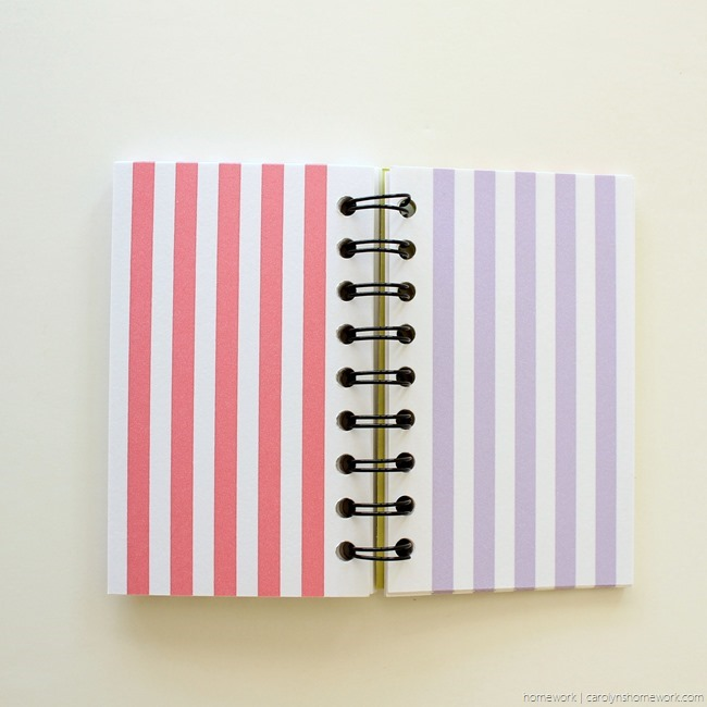 The Cinch DIY Notebooks via homework - carolynshomework (4)