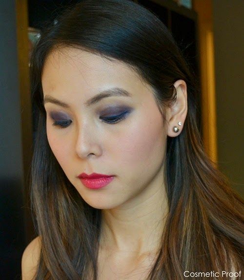 Vasanti Casa Mila Fall Makeup Look