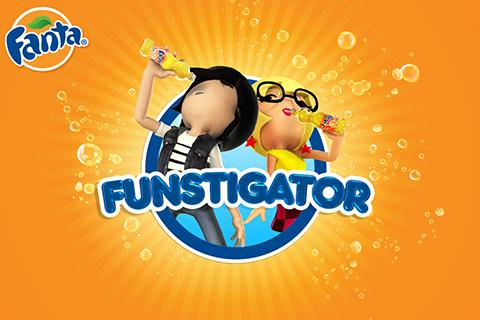 Fanta Funstigator - screenshot