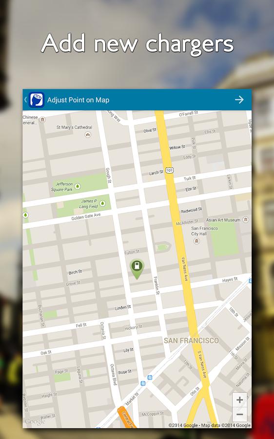 PlugShare - screenshot