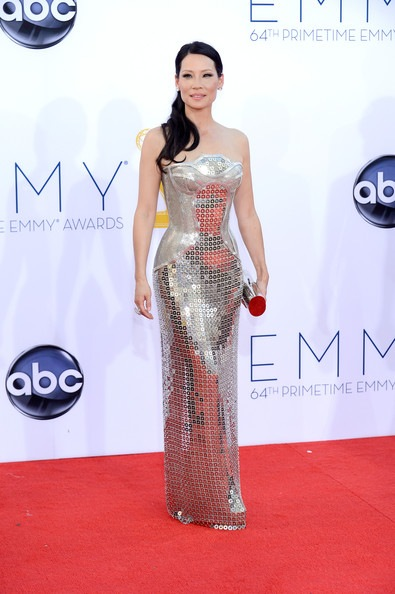Lucy Liu 64th Annual Primetime Emmy Awards