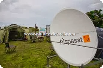 Satélite Hispasat está sendo retirado da posição 30ºW