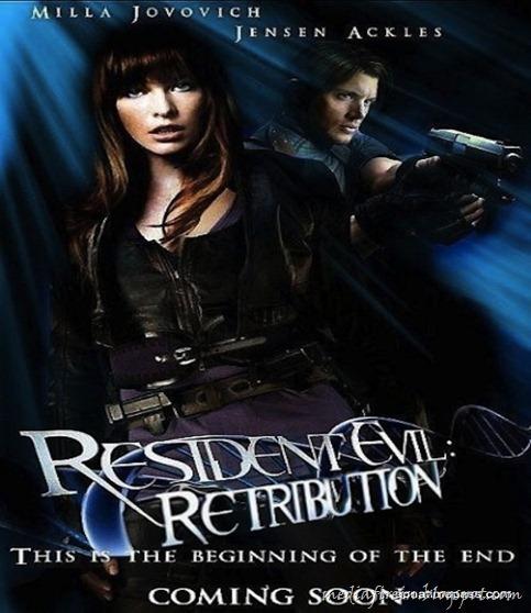 resident evil movie retribution online dating