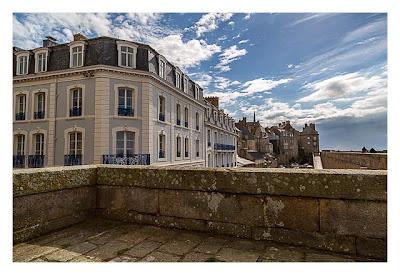 Saint Malo - Geocaching in historischer Kulisse - Blick nach innen