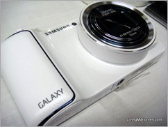 Experiencing the Samsung Galaxy Camera
