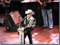 9738 Nashville, Tennessee - Grand Ole Opry radio show - Little Jimmy Dickens